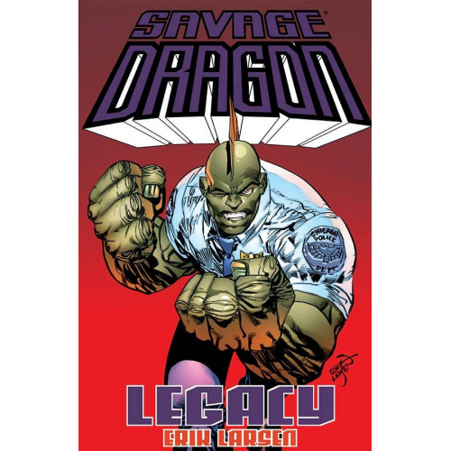 SAVAGE DRAGON LEGACY TP (VO)