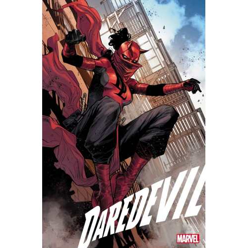 DAREDEVIL 25 (VO) 2ND PRINT