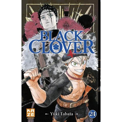 Black Clover Tome 24 (VF)