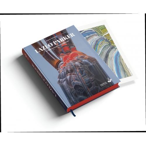 Artbook Mœbius LAZLO PARKER (VF)