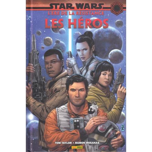 Star Wars - L'ère De La Résistance : Les Héros (VF)