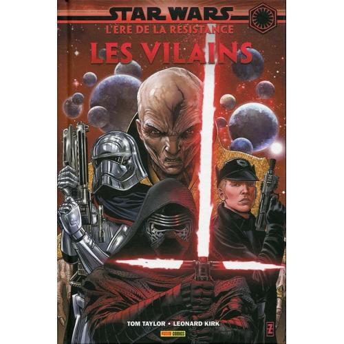 Star Wars - L'ère De La Résistance : Les Vilains (VF)