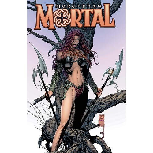 More than Mortal Tome 2 (VF)