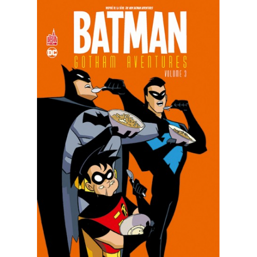 Batman Gotham Aventures Tome 3 (VF)