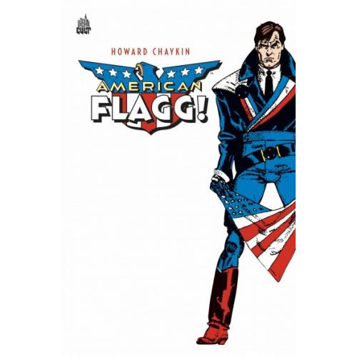 American Flagg (VF)