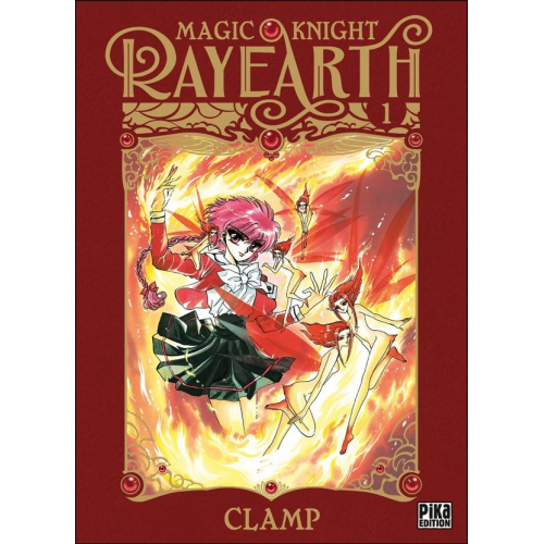 Magic Knight Rayearth - Edition 20 ans Tome 1 (VF)