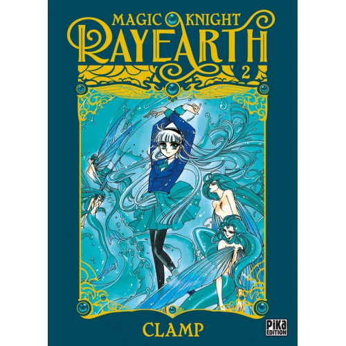 Magic Knight Rayearth - Edition 20 ans Tome 2 (VF)