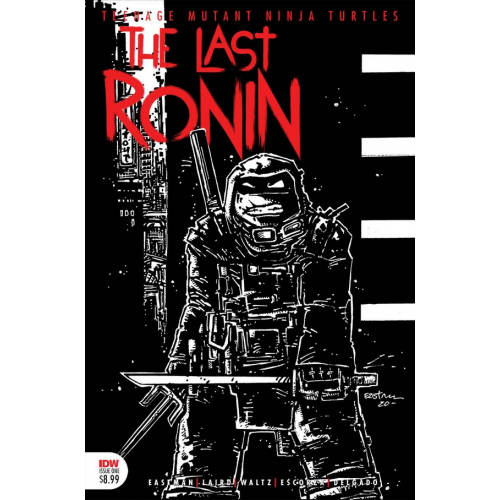 TMNT THE LAST RONIN 1 (OF 5) 3RD PRINT