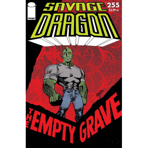 SAVAGE DRAGON 255 (VO)