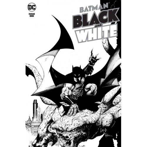 BATMAN BLACK AND WHITE 1 (OF 6) (VO)