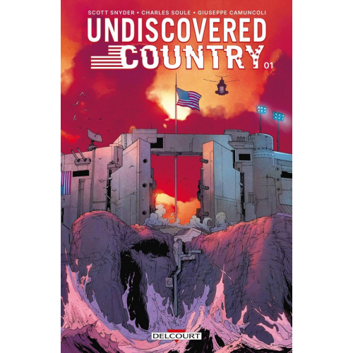Undiscovered Country Tome 1 (VF)