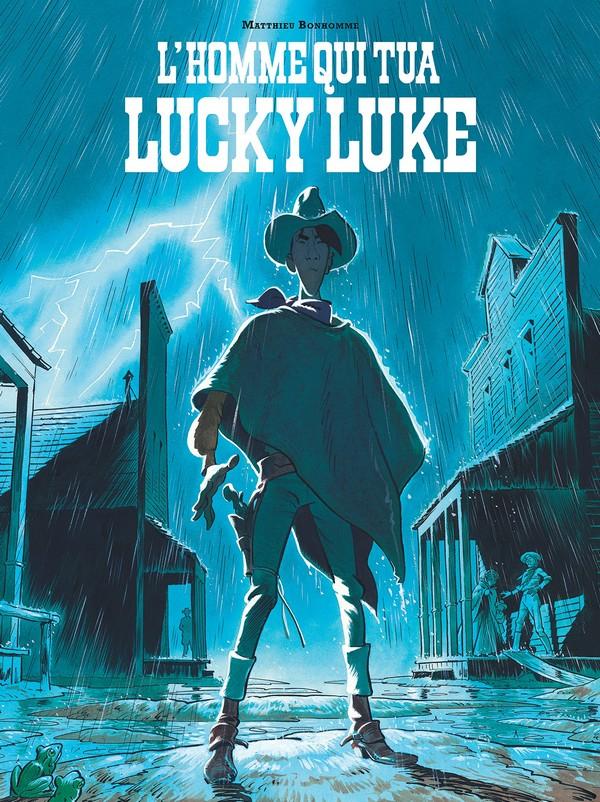 L'Homme qui tua Lucky Luke (VF)
