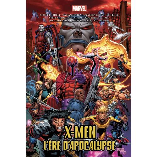 X-Men : L'ère d'Apocalypse Omnibus (VF)