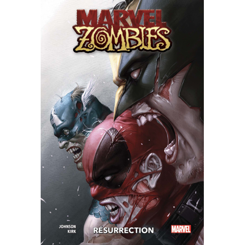 Marvel Zombies : Résurrection (VF)