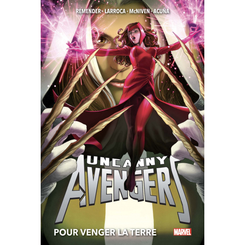 Uncanny Avengers Tome 2 (Marvel Now!) (VF)