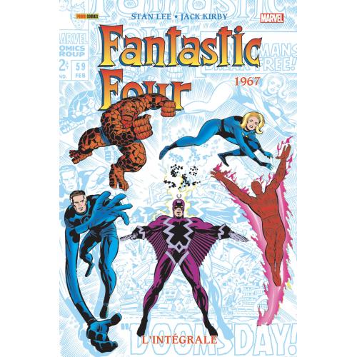 Fantastic Four : L'intégrale 1967 (Nouvelle édition) (VF)