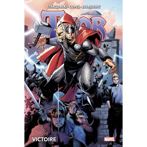 Thor par Straczynski/Coipel Tome 2 (VF)