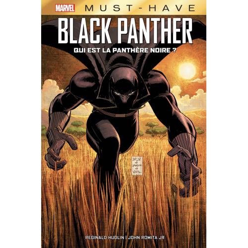 Black Panther : Qui est la Panthère Noire ? (VF)