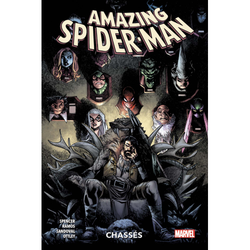 AMAZING SPIDER-MAN TOME 4 : CHASSES (VF)