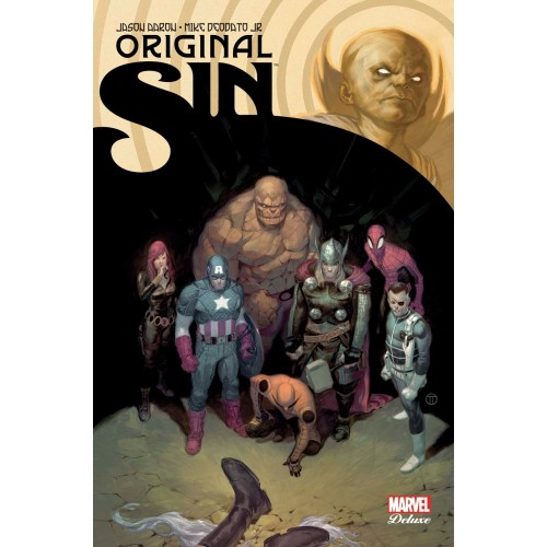 ORIGINAL SIN (VF) cartonné