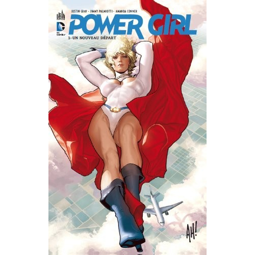 Powergirl Tome 1 (VF)