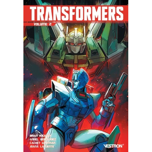 TRANSFORMERS Tome 2 (VF)