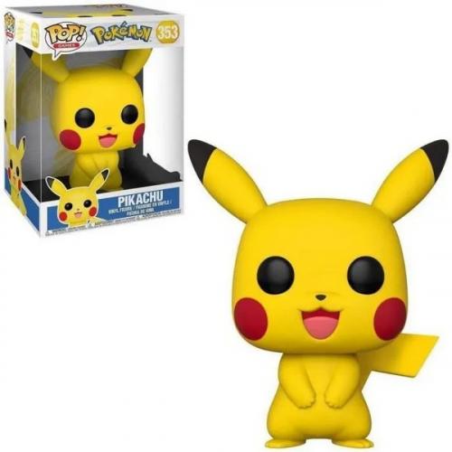 Funko Pop Pokemon Pikachu 25 cm
