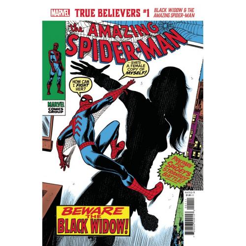 BLACK WIDOW & AMAZING SPIDER-MAN 1 (VO)