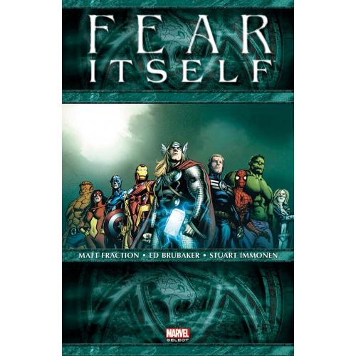 Fear Itself Marvel Select Occasion (VF)