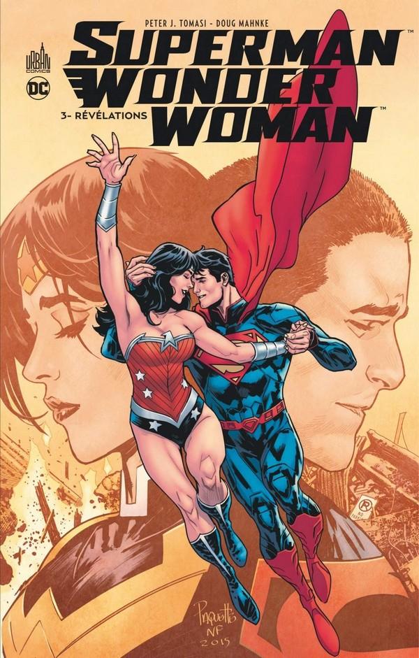 Superman & Wonder Woman Tome 3 (VF)
