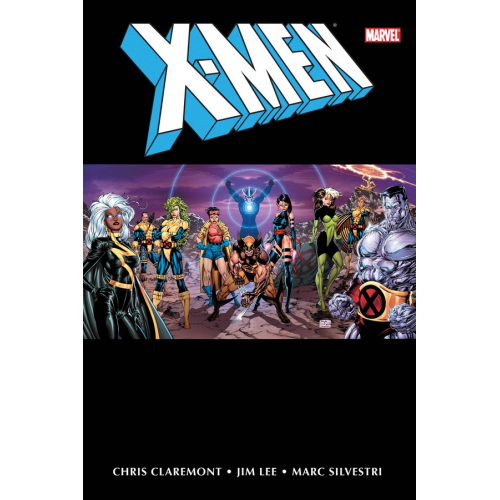 X-MEN BY CHRIS CLAREMONT & JIM LEE OMNIBUS HC VOL 01 DM VAR (VO)