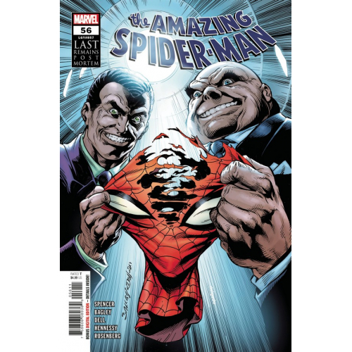 AMAZING SPIDER-MAN 56 (VO)