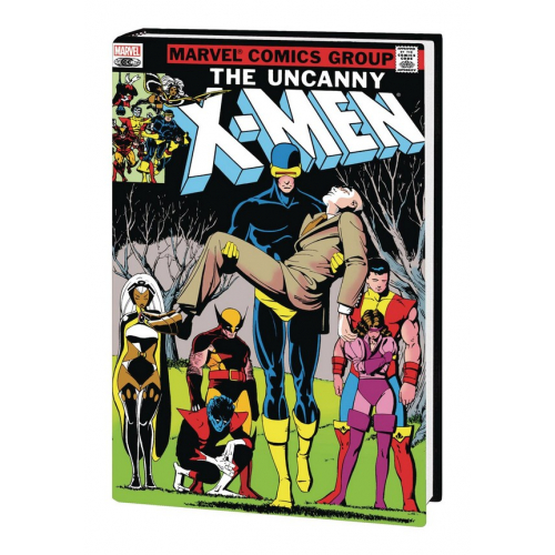 UNCANNY X-MEN OMNIBUS HC NEW PTG VOL 03 SMITH DM VAR (VO)