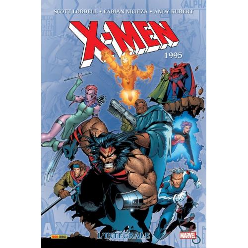 X Men Intégrale Tome 41 1995 (VF)