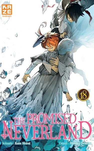 The promised Neverland Tome 18 (VF)