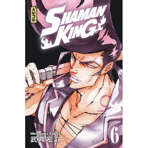 Shaman King Star Edition Tome 6 (VF)