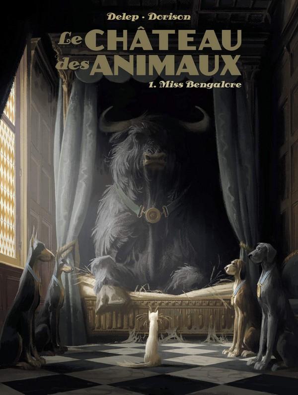 Le Château des animaux Tome 1 Miss Bengalore (VF)