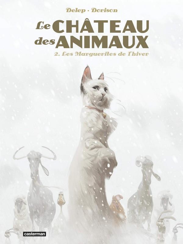 Le Château des animaux Tome 2 Les Marguerites de l'hiver (VF)