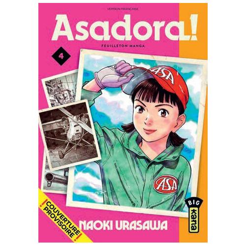 Asadora! Tome 4 (VF)
