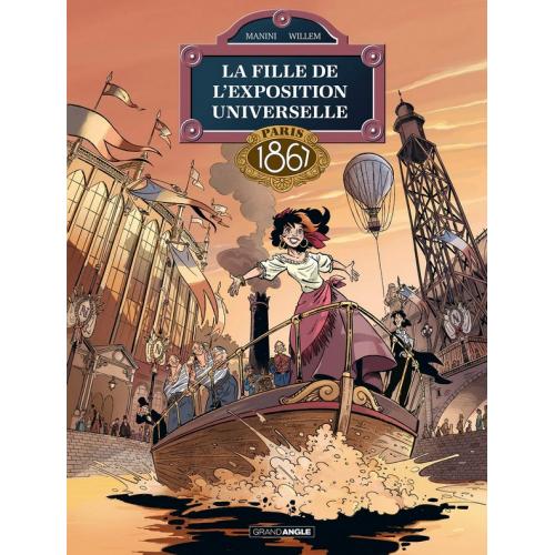 La Fille de l'exposition universelle : Paris 1867 (VF)