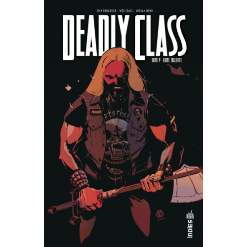 Deadly Class Tome 9 (VF)