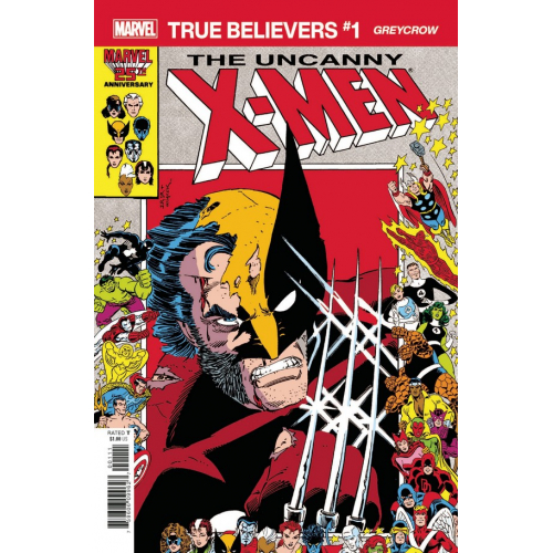 X-MEN GREYCROW 1 (VO)
