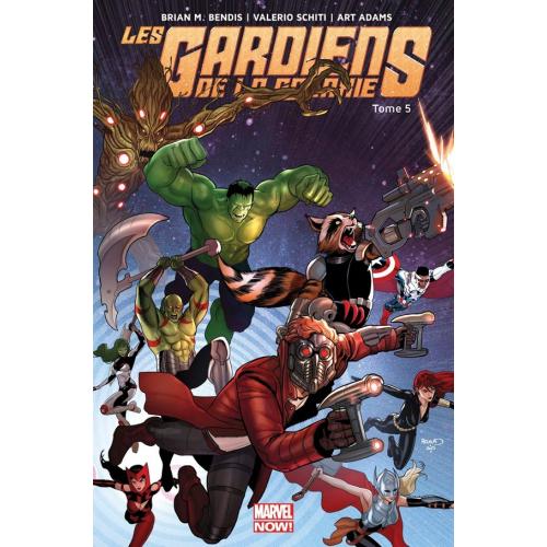 Les Gardiens de la Galaxie Tome 5 (VF)