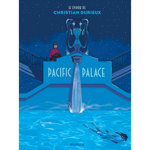Le Spirou de Christian Durieux : Pacific Palace (VF)