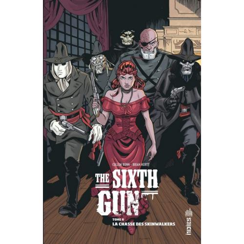 The Sixth Gun Tome 6 (VF)