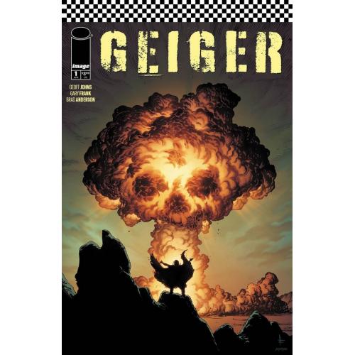 GEIGER 1 (VO) GEOFF JOHNS - GARY FRANK