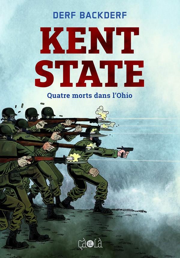 Kent State : Quatre morts dans l'Ohio (VF)