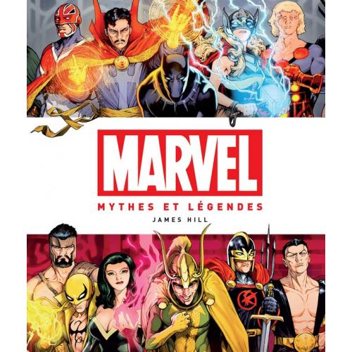 Marvel : mythes et légendes (VF)