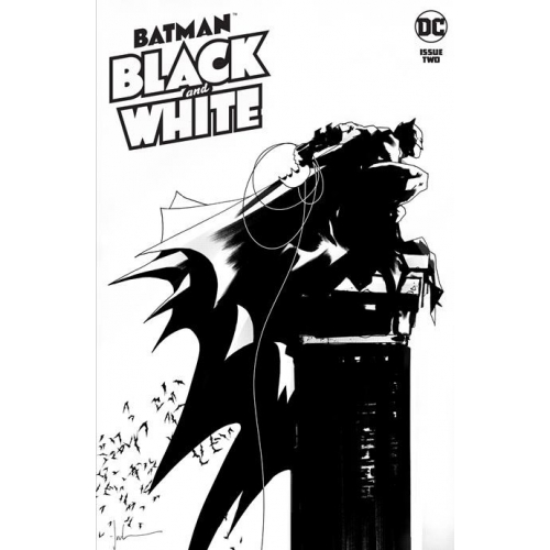 BATMAN BLACK AND WHITE 2 (OF 6) CVR A JOCK (VO)