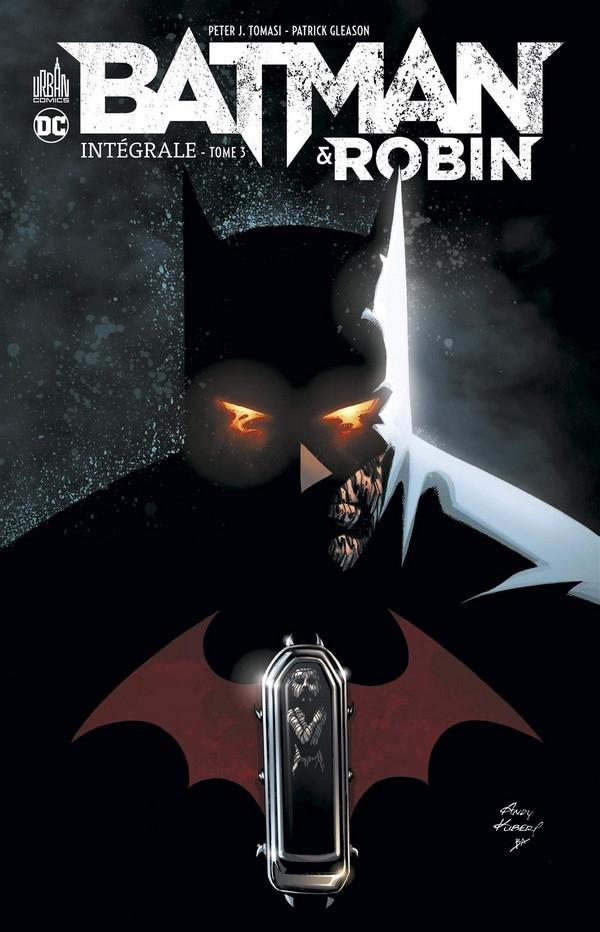 BATMAN & ROBIN Intégrale Tome 3 (VF)